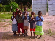 Orphans in Zambia happy to have sweet potatoes