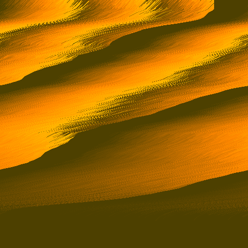 Synthetic Dunes (Markov Process)