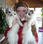 Two Cats and I