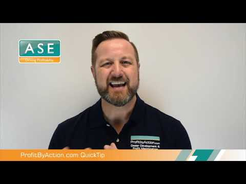 Profit By Action Quick Tip: Prospecting
