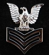 Petty Officer First Rating Eagle pn