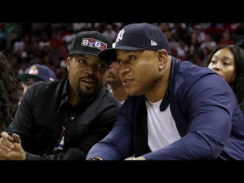 LL Cool J and Ice Cube making economic boss moves