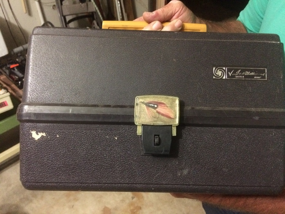 Ted Wiiliams Tackle Box