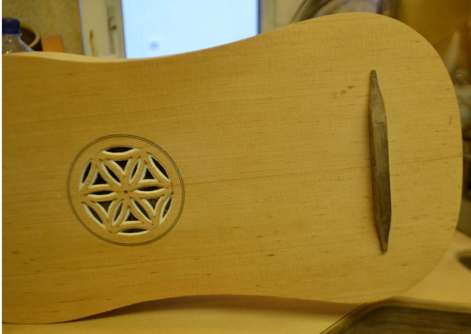 renaissance guitar c1550