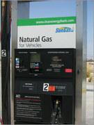 Naturral gas pump