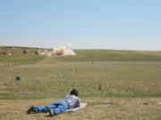 I get a bang out of target shoting