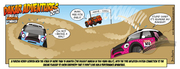 Dakar comic - stage 12