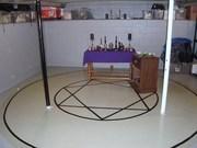 Sacred Temple and Magick Circle 003