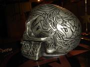 Celtic Knot Skull