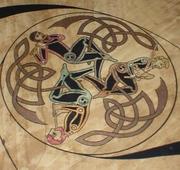 Celtic Music Coffee Table