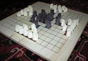 Hnefatafl/Morris Game set