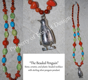 The Beaded Penguin