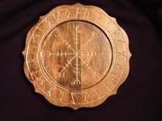Aegishelm Rune Plate