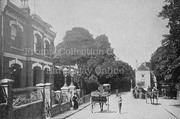 Hornsey Municipal Offices, Southwood Lane, Highgate c1905