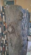 Colored epoxy tree