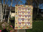 Culture Fusion - the Wedding Quilt 2008