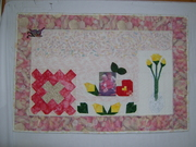 Arlene's Quilts with Printed Fabric