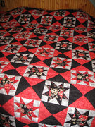 red-quilt