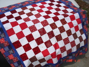 Jodys wedding picinic quilt