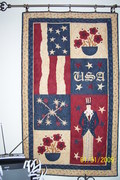 4th of July Wall Hanging
