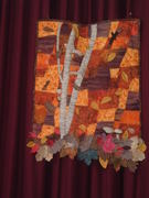 Quilt 21Wallhanging by Ellie Cooper