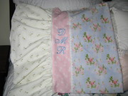 Shabby Chic pillowcase