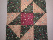 Quilting Canadians BOM October