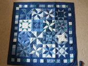 Donald and Tessie's quilt