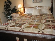 Paper-pieced Quilts