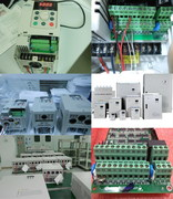 terminals of V5 series AC inverter drives (variable speed drives, VFD)