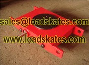 Hand load moving skates