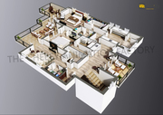 3D Floor Plan Services 2018