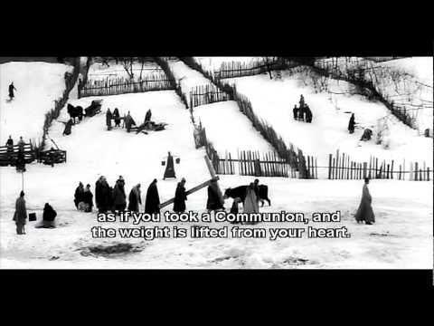 Andrei Rublev - Scene 4 - The Andrei Passion