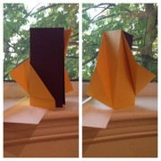 letter sculpture