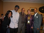 The Mid-Atlantic Jazz Festival Gospel Matinee Hosted by Radio One Sheila Stewart featuring Kirk Whalum