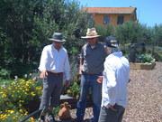 Food Garden Jaunt - Gabriella and Claude's