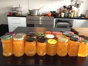 six kilos of Seville oranges later...