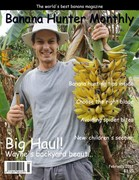 Banana monthly cover