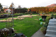 Late winter 2012, new beds