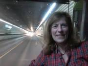 Pasando el Tunel Subfluvial,Pcia Entre Ríos,Argentina