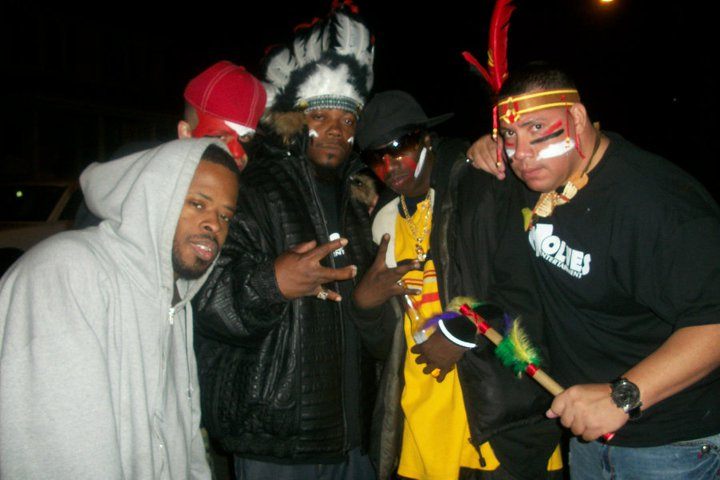 W.O.L.V.E.S. INDIANS VIDEO SHOOT!!!