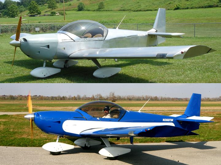 N360TM - Before & After Paint