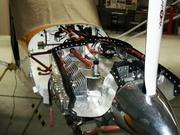 Jabiru engine cooling box