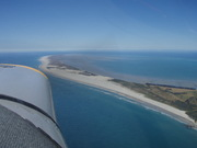 The Spit, top of the south island, New Zealand.