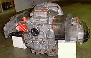 VW Type 4 2056cc Big Bore Engine