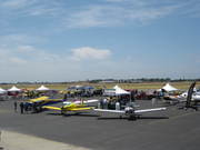 Golden West Fly-in Northern CA.