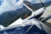Zodiac CH 601 XL B wing with micro vortex generators