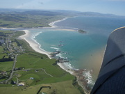 Taieri River mouth.