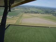Ashburton airfield.