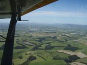 Clinton farm land. Southland. New Zealand